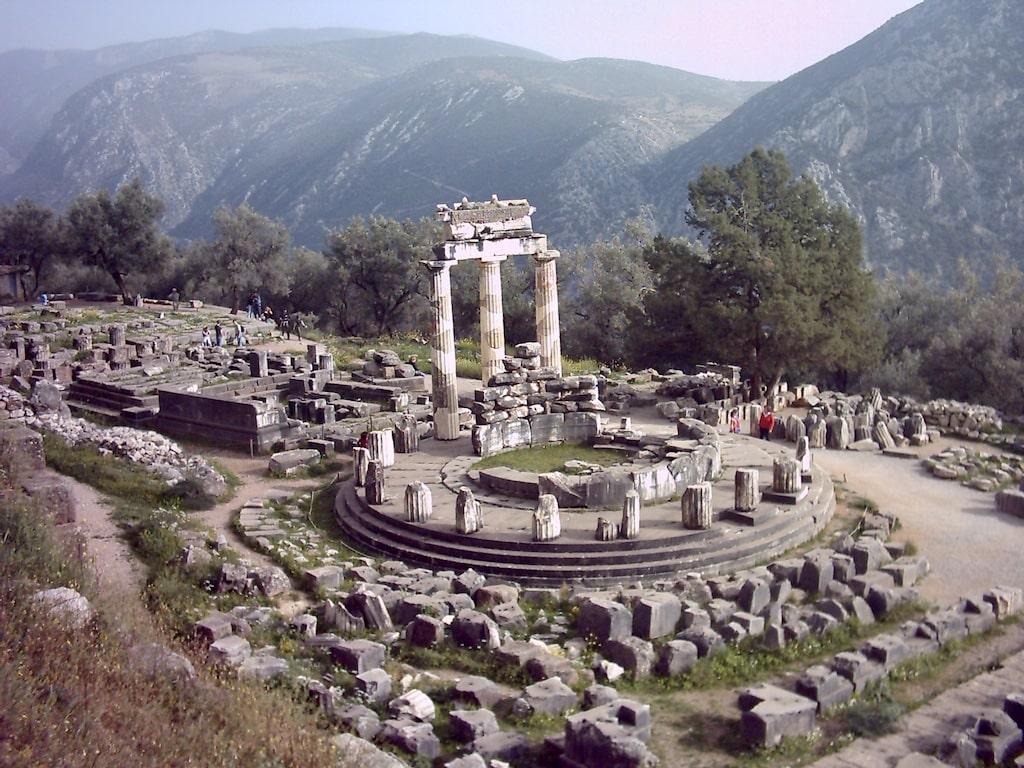 Delfos. Qué ver en Atenas en 3 días