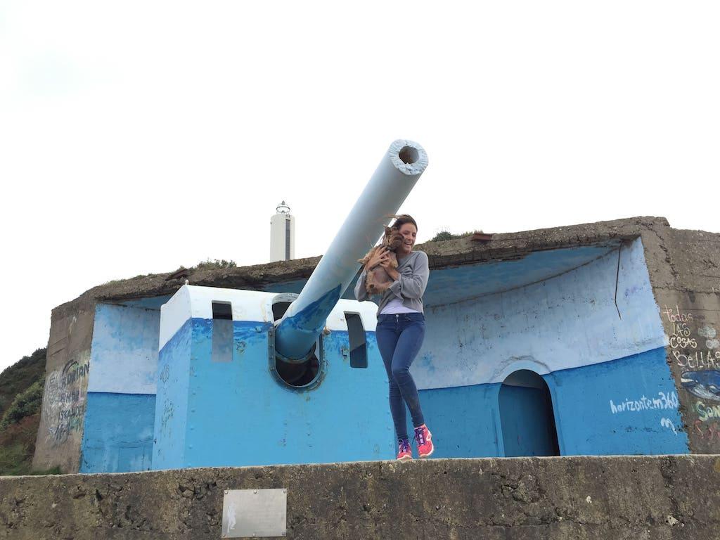 Búnkeres del Faro de Gorliz