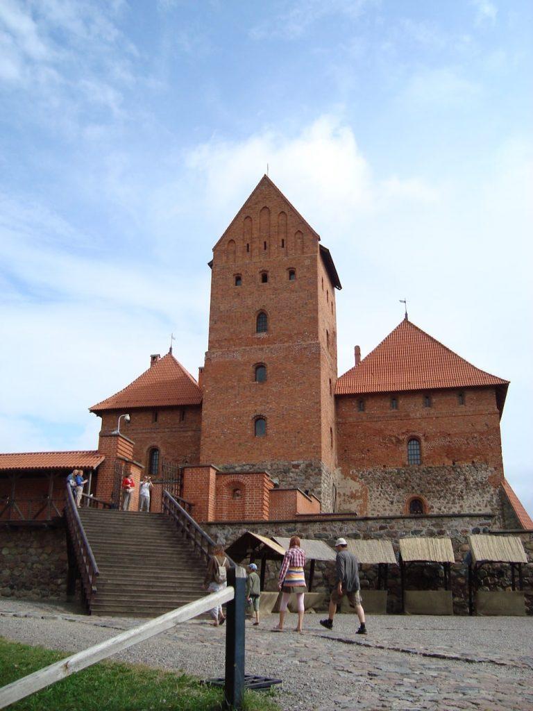 Castillo Lituania