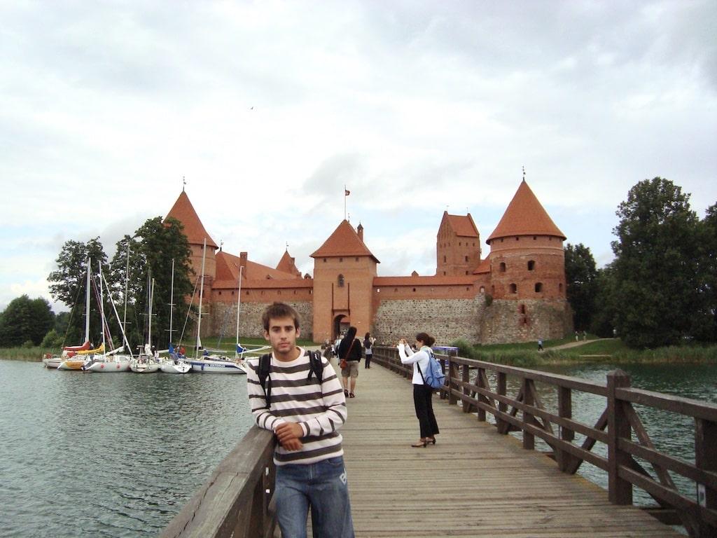 Cómo llegar al Castillo de Trakai desde Vilnius o Vilna