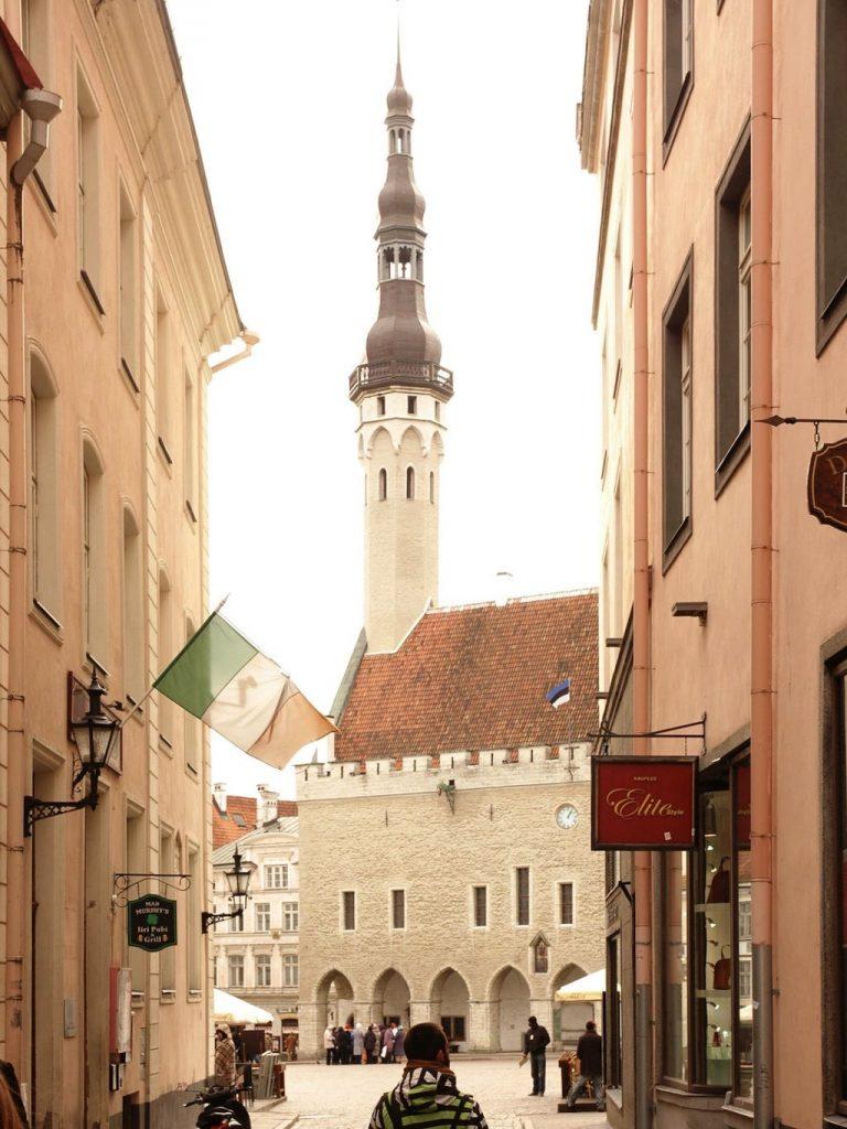 Capitales de Estonia, Letonia y Lituania