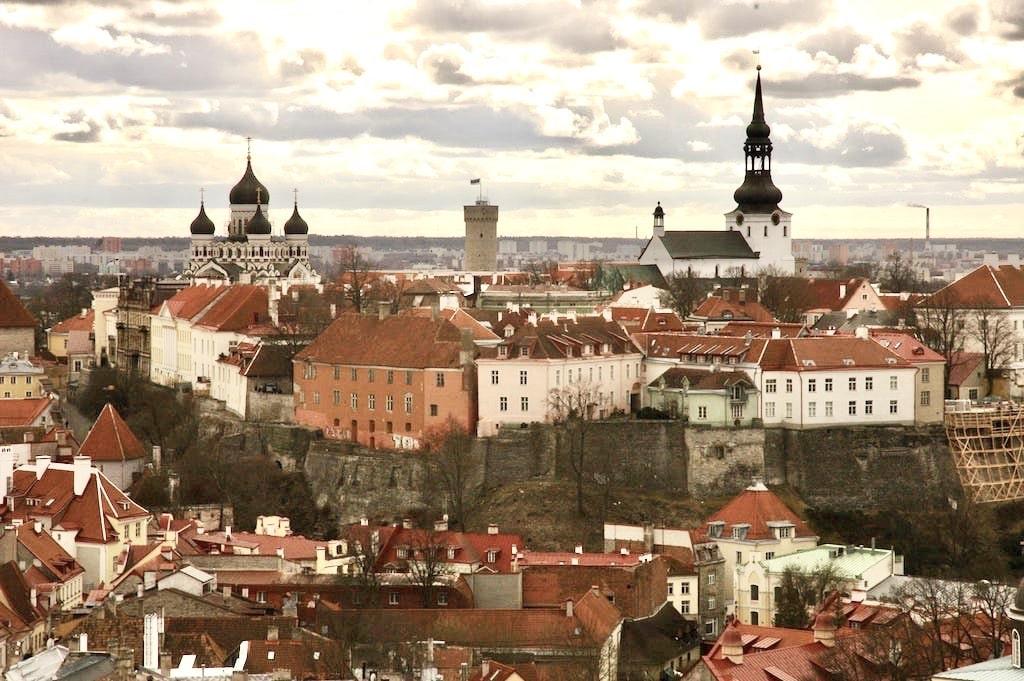 Estonia, Letonia y Lituania en cuántos días