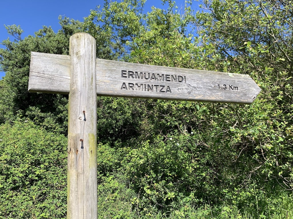 Paseo del Faro de Gorliz a Armintza