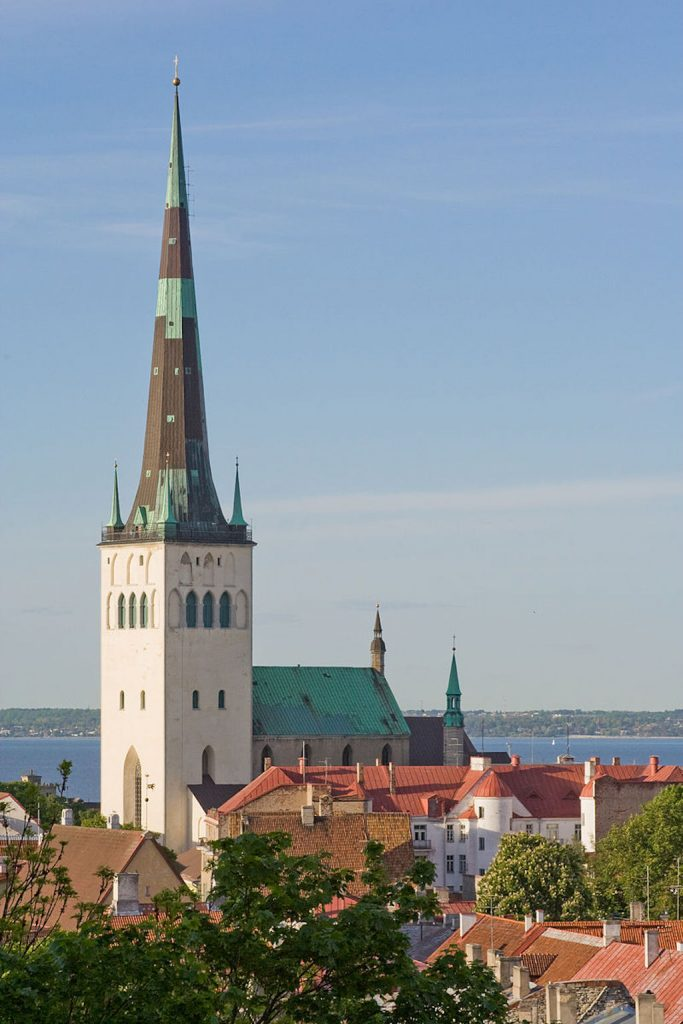 Iglesia San Olaf (Tallin)