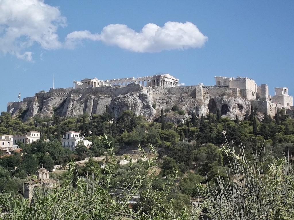 Qué ver en Atenas, capital de Grecia