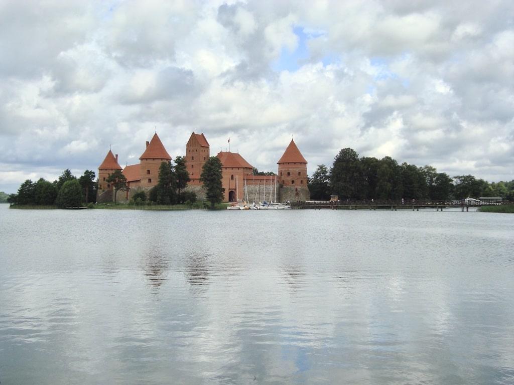 Qué ver en Trakai, visita al Castillo
