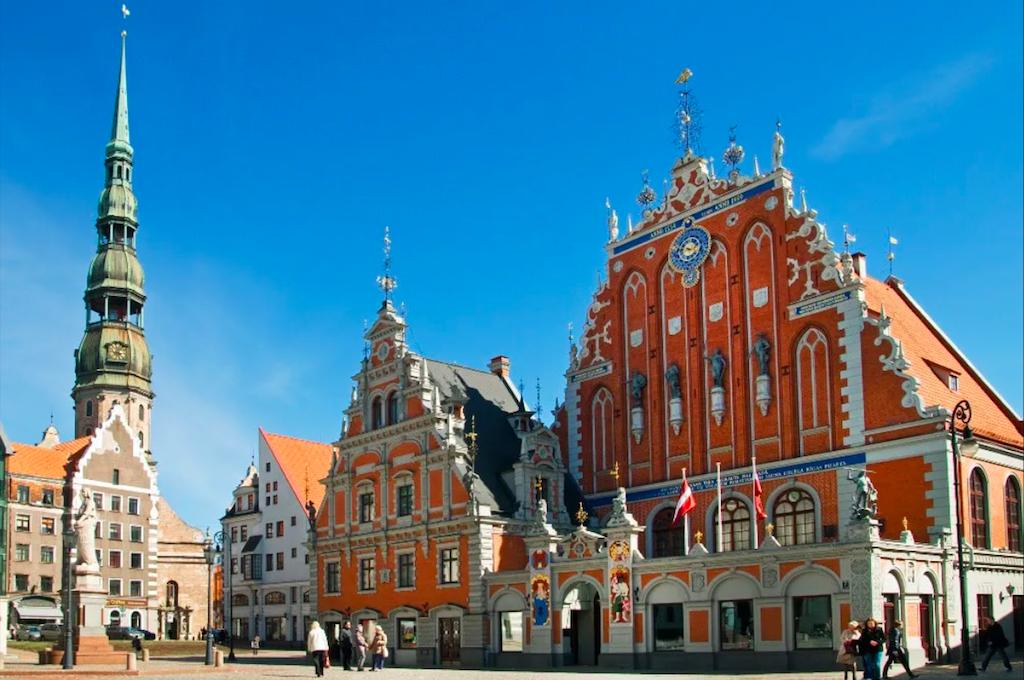 Viajar a Estonia, Letonia y Lituania