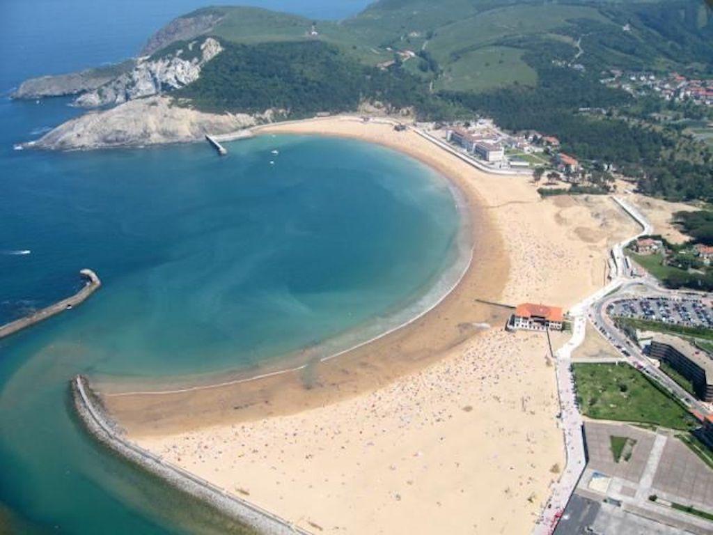 Playa de Plentzia y Gorliz