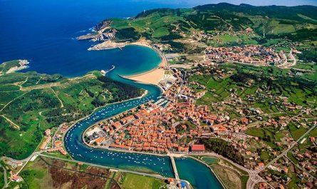 Qué ver en Plentzia (Bizkaia, Euskadi - País Vasco). Turismo en Plentzia playa.