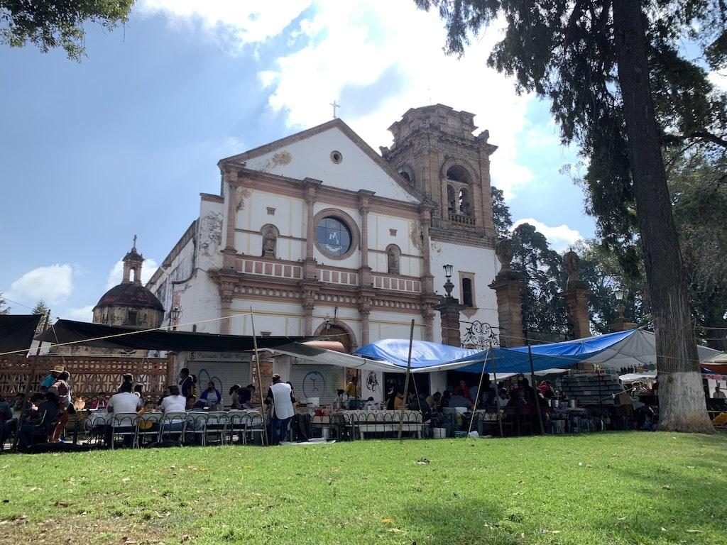 Basílica de Nuestra Señora de la Salud (Pátzcuaro, Michoacán)
