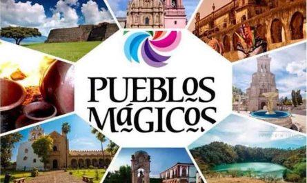 Pueblos Mágicos de México por estados. Lista completa con imágenes, nombres y mapa