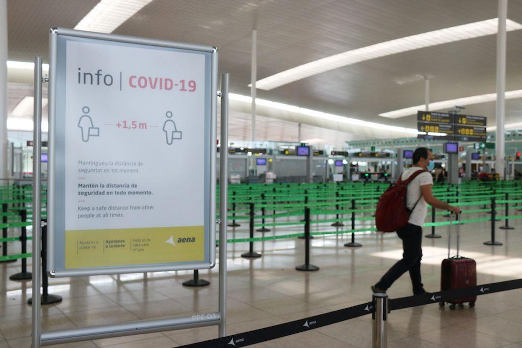 PCR España Aeropuerto