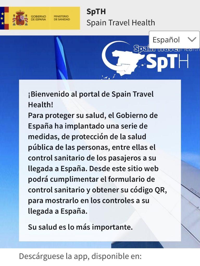Lista BOE de países con PCR obligatoria para viajar a España